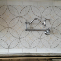 Chama Backsplash